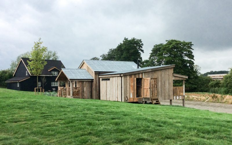 Soho Farmhouse Redevelopment by Corinium Construction: Capturing the beautiful Cotswold countryside in a 100 Acre rural retreat